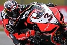 Superbike - Miller Park k�nnte den Weg weisen: Biaggi will sich absetzen