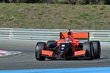 WS by Renault - Ferrari-Junior allein auf weiter Flur: Bianchi holt �berlegenen Sieg