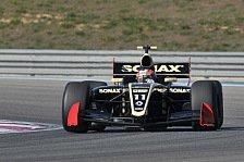 WS by Renault - Lotus gibt Vertreter bekannt: Ramos ersetzt verletzten Stanaway