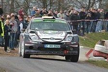 DRM - Tabellenf�hrer Herbold mit Heimrecht: Sachsen-Rallye: Vorschau