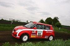 ADAC Rallye Masters - Philipp Knof weiter auf Punktejagd: Divisionsplatz zwei in Sulingen