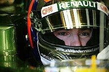 GP2 - Wechselhafte Bedingungen: Rossi am zweiten Tag Schnellster