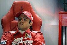 Formel 1 - Nicht mehr an den Druck von au�en denken: Alguersuari sieht bei Massa Kopfproblem