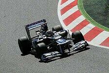 Formel 1 - Von Hamiltons Strafversetzung profitiert: Maldonados erste Pole Position in der F1