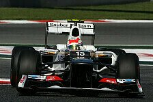 Formel 1 - Sauber: Updates funktionieren