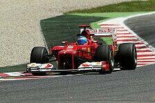 Formel 1 - Gutes Gef�hl bei Ferrari: Marc Surer