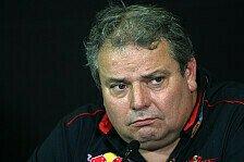 Formel 1 - Urlaub w�hrend der Saison?: Toro Rosso & Ascanelli vor Trennung
