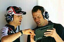Formel 1 - Maldonado braucht Hilfe: Stewart fordert Trainer in der F1