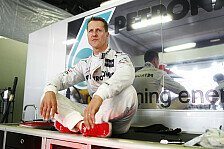 Formel 1 - Erleichterung statt Schmerz: Schumacher: Alle wichtigen Infos zum R�cktritt