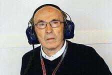 Formel 1 - Ver�nderung zum Positiven: Frank Williams: Zur�ck an die Spitze