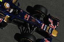 Formel 1 - Reihe acht f�r die Scuderia: Toro Rosso: Vergne vor Ricciardo