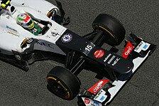 Formel 1 - Sauber: P5 für Kobayashi stimmt optimistisch