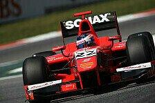 GP2 - Meisterteam von 2010: Trummer wechselt zu Rapax