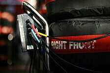 Formel 1 - Reifen m�ssen angepasst werden: Teamchefs & Piloten �ber Reifenw�rmer-Verbot