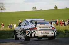 DRM - Sachsen Rallye: Porsche hat die Nase vorn