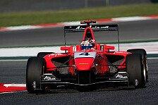 GP3 - Favoritensieg auf dem Circuit den Catalunya: Evans beim Saisonauftakt siegreich