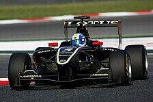 GP3 - Vainio vor Daly: Lotus-Duo gibt Pace vor