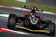 GP3 - Wir k�nnen das Tempo vorlegen: Abt: So schnell wie m�glich zum ersten Sieg