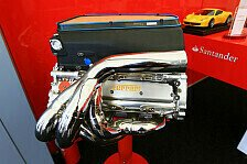 Formel 1 - Kosten kein Drama: Keine Verschiebung bei V6-Motoren