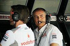 Formel 1 - Williams ist eine wundervolle Geschichte: Whitmarsh erwartet in Monaco n�chste Wende