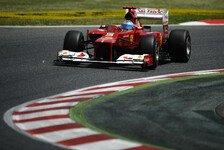 Formel 1 - Domenicali: Alonsos Auto am Ende instabil