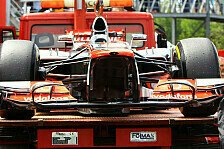 Formel 1 - Technisches Problem: Stewards tagen: Hamilton Pole in Gefahr