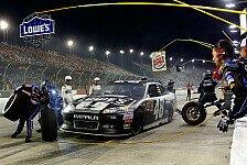 NASCAR - Hendrick Motorsports feiert 200. Sprint-Cup-Sieg: Jimmie Johnson gewinnt vor Denny Hamlin