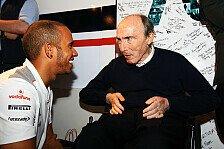 Formel 1 - Senna war der beste Fahrer �berhaupt: Bei freier Wahl w�rde Williams Hamilton nehmen