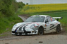 DRM - Ruben & Petra Zeltner gewinnen, Herbold scheidet aus: Porsche Gesamtsieg bei der Sachsen-Rallye