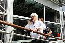Formel 1 - Man wird sehen, ob Mercedes dabei ist: F1-B�rsengang k�nnte sich verz�gern
