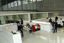 Formel 1 - Magisches Zuhause: Video - Er�ffnung der neuen HRT-Fabrik