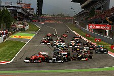 Formel 1 - Frustrationspotenzial f�r die Ingenieure: Spanien GP: Die Strategievorschau