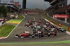Formel 1 - Frustrationspotenzial f�r die Ingenieure: Spanien GP: Die Strategievorschau