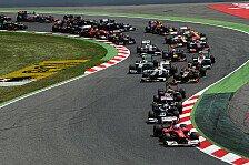 Formel 1 - Kein Ersatz f�r New Jersey: Best�tigt: Saison umfasst 19 Rennen