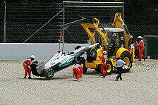 Formel 1 - Nach Kollision mit Senna: Schumacher: 5 Pl�tze Strafversetzung