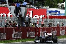 Formel 1 - Maldonado gewinnt Spanien GP