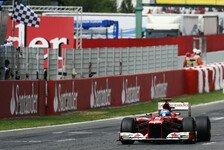 Formel 1 - Alonso: Wir müssen stolz sein