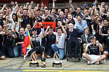 Formel 1 - Maldonados Sternstunde: Philipps Highlight 2012: Williams' Auferstehung