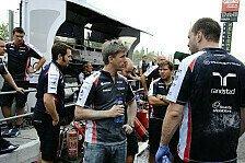 Formel 1 - Unglaublich befriedigendes Resultat: Mark Gillan