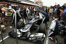 Formel 1 - Parr: Rosige Zukunft für Williams