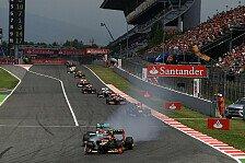 Formel 1 - Vertrag bis 2016 soll erf�llt werden: Barcelona-Streckenchef: Kein Valencia-Wechsel