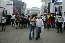 Formel 1 - Bilder: Spanien GP - Feuer in der Williams-Box