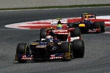 Formel 1 - Nachfolge von Webber antreten: Vergne schielt auf Red-Bull-Cockpit