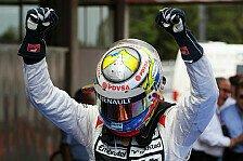 Formel 1 - Geld macht nicht langsamer: Blog - Maldonado: Von wegen Paydriver!