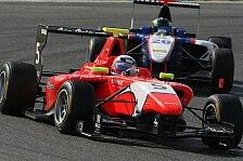 GP3 - Fumanelli knapp geschlagen: Evans in Valencia auf der Pole
