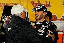 NASCAR - Titelsammler Jeff Gordon und Jimmie Johnson: Rick Hendrick schreibt NASCAR-Geschichte