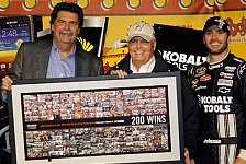 NASCAR - Bilder: Bojangles' Southern 500 - 11. Lauf