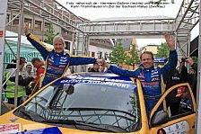 DRM - Rallye Sachsen: Gaßner erneut auf dem Podium