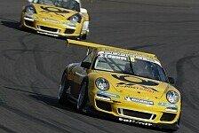 Carrera Cup - Start am N�rburgring: Die gr�ne H�lle ruft
