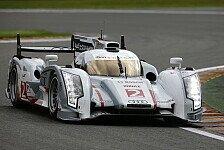24h von Le Mans - Erstmals seit 1998 mit Allradantrieb: Audi R18 e-tron quattro setzt Ma�st�be